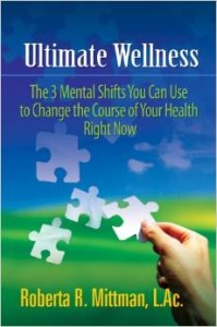 Ultimate Wellness Book By Roberta Mittman